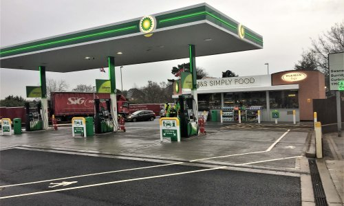 Premier Forecourts and Construction